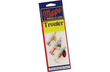 Mepps Trouter Pak - Dressed Spinners 174524