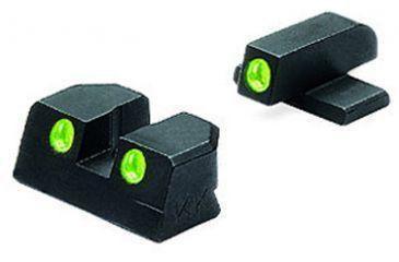 Meprolight Sig Sauer Front Sight Only #8 Height Tru-Dot, Green, small ML10110F.S