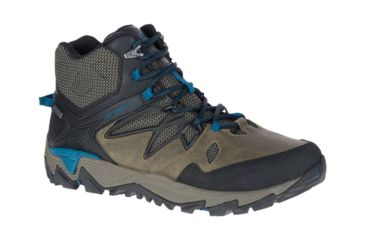 Merrell All Out Blaze 2 Mid Waterproof Hiking Boots - Men s  9011a497c1
