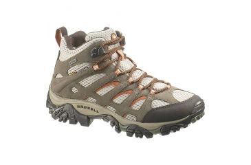 352152cd3b Merrell Moab Mid Waterproof Hiking Boot - Womens | Free Shipping ...
