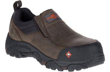 e4fef3bbf72 Merrell Work Moab Rover Moc Ct Shoe - Mens
