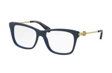 1332c2deb06 Michael Kors ABELA IV MK8022 Eyeglass Frames 3134-52 - Navy cobalt Frame