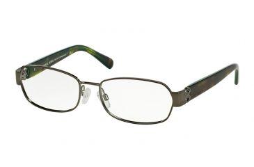 8ec3f0e87445 Michael Kors AMAGANSETT MK7001 Single Vision Prescription Eyeglasses  1002-52 - Gunmetal Frame