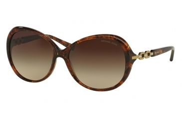 ff4541defd Michael Kors ANDORRA F MK2008BF Sunglasses 404113-58 - Brown Sparkle Frame