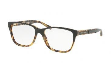 fd88a4662763 Michael Kors BREE MK4044 Bifocal Prescription Eyeglasses 3255-54 - Black  Tortoise Frame