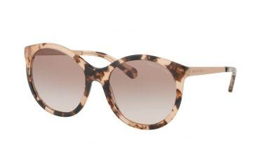 Michael Kors Island Tropics Sonnenbrille Rosa und Tortoise 320513 55mm RWzlRM5