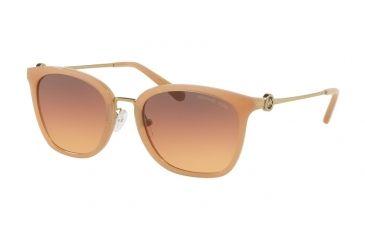 ccd198d27f Michael Kors LUGANO MK2064 Prescription Sunglasses MK2064-3353H4-53 - Lens  Diameter 53 mm