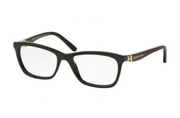 999e691c7e Michael Kors SADIE V MK4026 Progressive Prescription Eyeglasses 3005-53 -  Black Frame