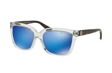 7615193a295f3 Michael Kors SANDESTIN MK6016 Sunglasses 305025-54 - Clear   Tortoise  Frame