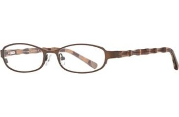 Michael Stars MS Adventurous SEMS ADVE00 Bifocal Prescription Eyeglasses - Bamboo SEMS ADVE005135 BN