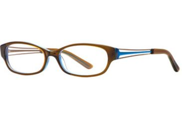 Michael Stars MS Casual Chic SEMS CASU00 Eyeglass Frames - Dune SEMS CASU005235 BN