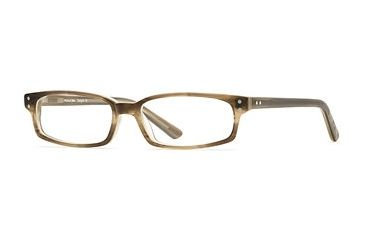 Michael Stars MS Delight SEMS DELI00 Progressive Prescription Eyeglasses - Straw SEMS DELI005030 BN