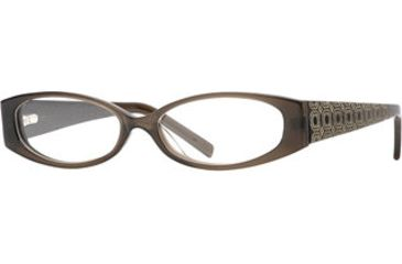 Michael Stars MS Inspire SEMS INSP00 Progressive Prescription Eyeglasses - Spice SEMS INSP005235 BN