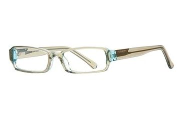 Michael Stars MS Serenity SEMS SERE00 Eyeglass Frames - Citron SEMS SERE004930 GN