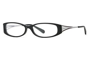 Michael Stars MS Sightsee SEMS SIGH00 Progressive Prescription Eyeglasses - Black SEMS SIGH005330 BK