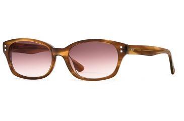 Michael Stars MS Tardy SEMS TARD06 Bifocal Prescription Sunglasses SEMS TARD065240 BN - Lens Diameter 52 mm, Frame Color Tea, Lens Diameter 32 mm