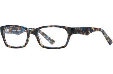 Michael Stars MS Transition SEMS TRAS00 Progressive Prescription Eyeglasses - Denim SEMS TRAS005335 BL