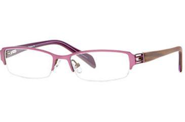 Michael Stars MS Treasure SEMS TREA00 Eyeglass Frames - Orchid SEMS TREA005035 PU