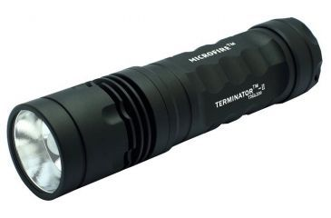 Microfire Terminator II T502 10W/530 Recharg Flashlight MT502R