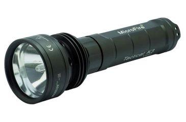 Microfire Warrior III K3500R 35W/3500 Recharg Flashlight MK3500R