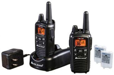 Midland Radio 25 Mile 36 Channels w,121 LXT600VP3