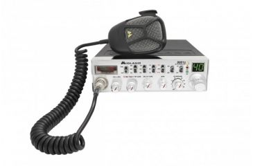 Midland Radio 40 Ch. Full Feature Mobile CB Radio, Guardian Alert, Emergency Channels 9 and 19 193661