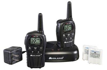 Midland Radio LXT500PV3 22 Channel Radio With Batt LXT500VP3