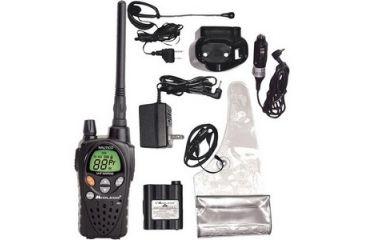 Midland Radio Marine Radio, VHF, 5W NT3VPMID