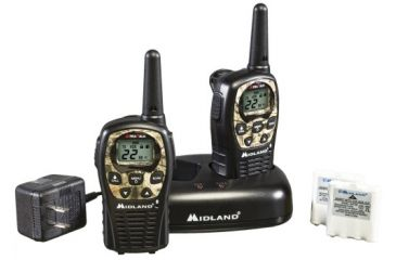 Midland Radio Outfitters Camo Radio LXT535VP3