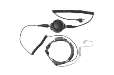 Midland Radio Tactical Earset, Mono, Wired, Monaural, Open TH4MID
