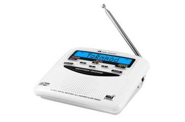 Midland Radio WR-120 Alarm Clock WR120BMID
