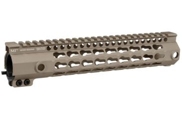 7-Midwest Industries G3 K-Series One Piece Free Float Handguard, KeyMod