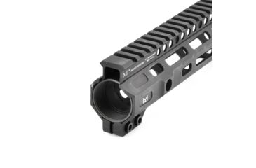 26-Midwest Industries AR-15 Free Float 1-Piece Combat Rail Handguard