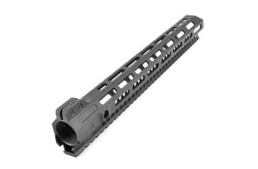 27-Midwest Industries AR-15 Free Float 1-Piece Combat Rail Handguard