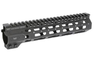 6-Midwest Industries AR-15 Free Float 1-Piece Combat Rail Handguard