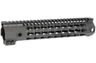 6-Midwest Industries G3 K-Series One Piece Free Float Handguard, KeyMod