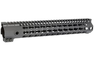 8-Midwest Industries G3 K-Series One Piece Free Float Handguard, KeyMod