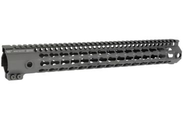 10-Midwest Industries G3 K-Series One Piece Free Float Handguard, KeyMod