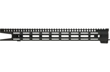5-Midwest Industries One Piece Free Floating AR Rifles Extended 17.5 Inch Rail, M-LOK Compatible