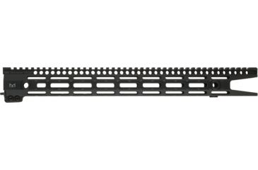 6-Midwest Industries One Piece Free Floating AR Rifles Extended 17.5 Inch Rail, M-LOK Compatible