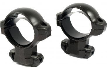 Millett Angle-Loc Weaver Rings, ZKK-600/CZ-550, 30mm, Medium, Matte - BN00019