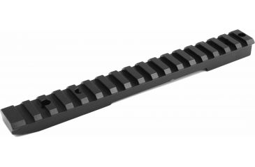 Millett Picatinny Rail Matte Remington 700 Long Action Right Hand, PC00005
