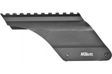 Millett Shotgun Saddle Mount, 1in - Remington 870,1100,1187, 12 Gauge