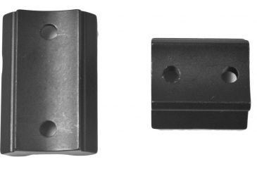 Millett Two Piece Base, Matte, FN Mauser/Interarms Mark X, Clam Pack
