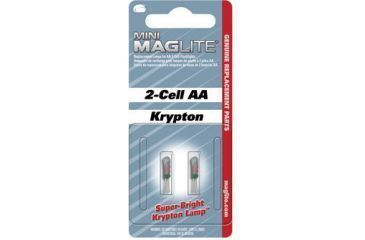 Mag Instrument Mini Mag Lite 2-Cell AA Flashlight Replacement Bulb / Lamp