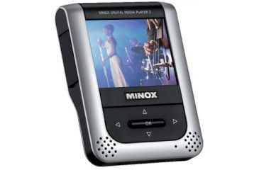 Minox DMP-3 Color Video and Digital Music MP3 Player 61605