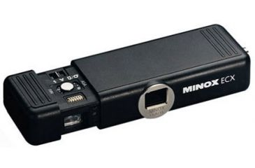Minox ECX 8x11 Subminiature Camera with Minox ECX Flash 60525