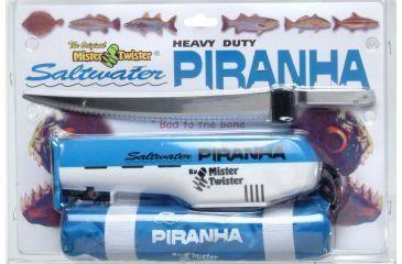 Mister Twister Piranha Saltwater Fillet Knife 756932