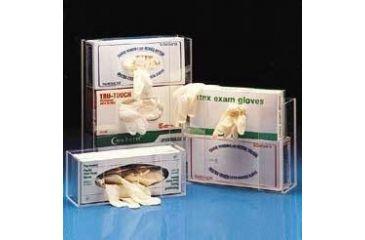Mitchell Plastics Glove Box Holders, Mitchell Plastics MG-1000 Single Glove Box Holders