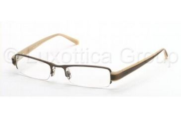 Miu Miu Eyeglass MU64DV 1BI1O1-4918 - Copper Brushed